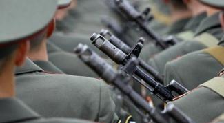 Сколько служат в армии Беларуси