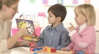 The duties of a kindergarten teacher