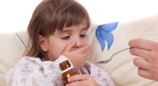 Вкусное лекарство от кашля