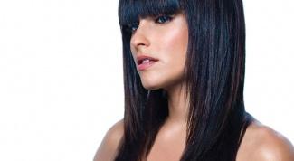 Черный волосы: как избавиться от черноты