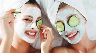 5 масок для омоложения кожи