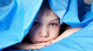 Лечение бессонницы у детей