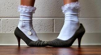 Можно ли надевать носки с босоножками