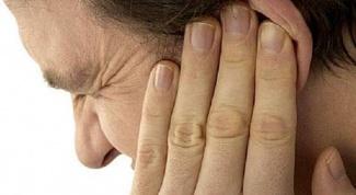Как лечить заложенность в ушах при простуде