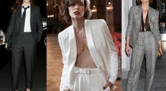 Красива ли женщина в мужской одежде