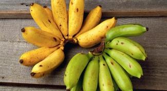 Банан - это фрукт или ягода?