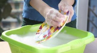 Как выбрать средство для мытья посуды