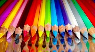 Как выбрать акварельные карандаши