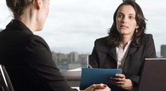 Как выбрать достойного кандидата на должность начальника