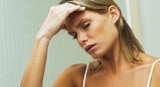 Как лечить головокружение при месячных