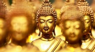Почему из Таиланда нельзя вывозить изображение Будды