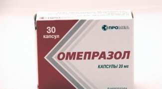 «Омепразол»: показания к применению и длительность лечения
