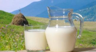 К чему снится молоко