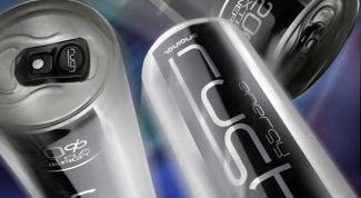 Как влияет энергетический напиток на организм