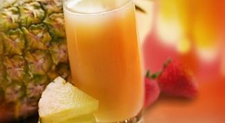Польза ананасового сока для мужчин