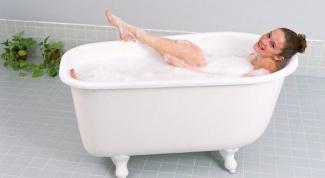 Польза и вред ванны с содой