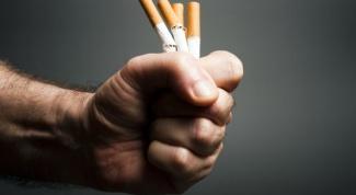 Влияние электронных сигарет на тягу к курению