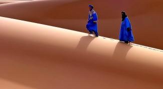 Где находится Марокко