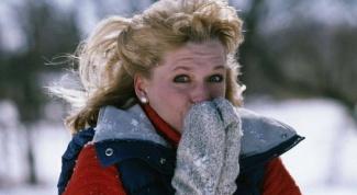 Как вылечить аллергию на холод
