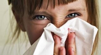 Как у ребенка проявляется аллергия на стиральный порошок