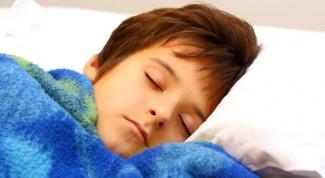 Во сколько класть ребенка спать