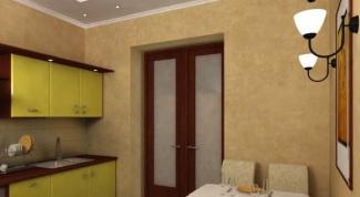 Обязательна ли дверь на кухню