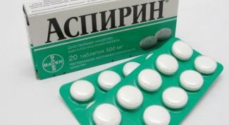 Чем опасен аспирин