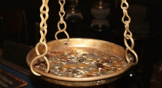 Сколько весят монеты