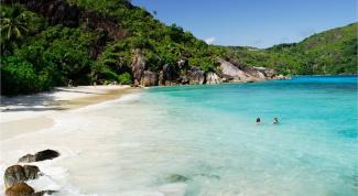 Где находятся Сейшельские острова
