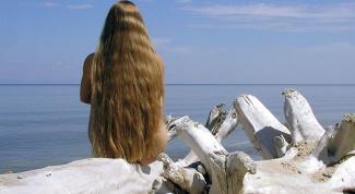 What dream long hair
