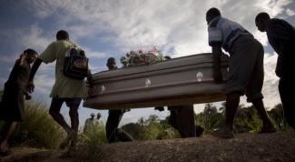 К чему снятся похороны знакомого человека