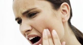 Как заговорить зубную боль