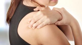Почему возникает колющая боль в плече