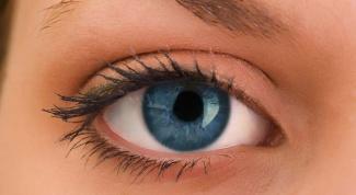 Почему блестят глаза
