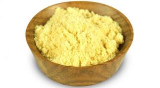Sells dry mustard