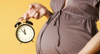 How far along the pregnancy is considered full term