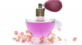 Где посмотреть описание аромата парфюма