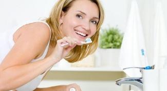 Существуют ли зубные пасты для беременных