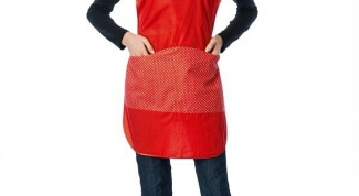 How to sew a dress, apron with his hands