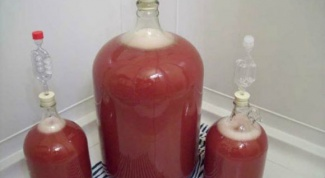 How to make homemade wine from fermented jam