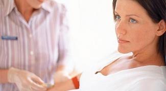 Как расшифровать анализ крови у беременных