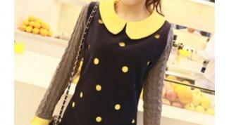 К чему снится черное платье в желтый горошек
