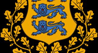Когда Эстонская ССР взяла герб Дании