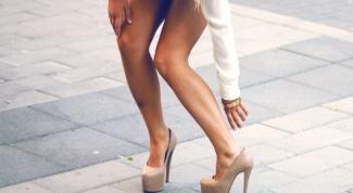 Как правильно применить гелевые подушечки для обуви