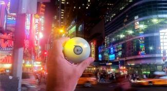 Что из себя представляет мяч sphero