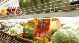 Импортные продукты питания качественнее наших?