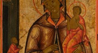 О чем молиться у иконы Божьей матери «нечаянная радость»