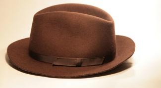 Кому нужна шляпа
