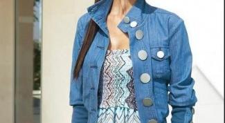 Как выбрать модную джинсовую куртку или рубашку