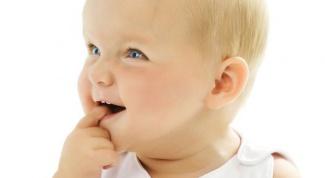 Как прорезаются глазные зубы